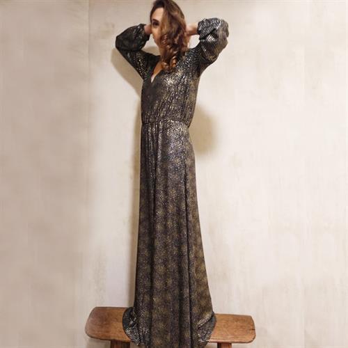 שמלת שרה מנצנצת
