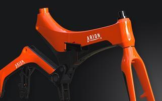 אופניים חשמליים 36V מתקפלים 16 אינץ' ARION R6