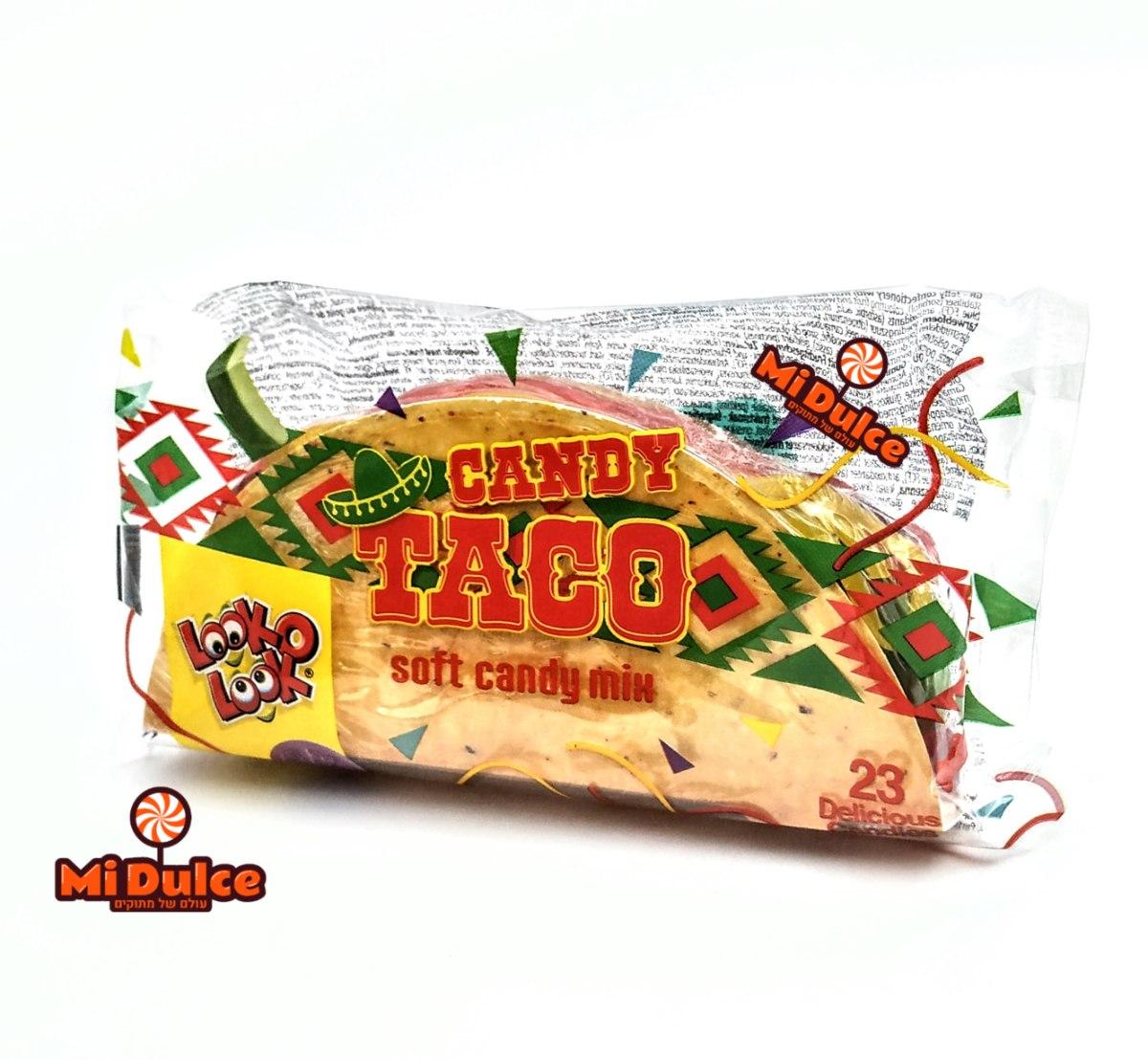 Tacos Candy ,מוגדל!