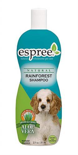 espree שמפו יערות הגשם לכלב