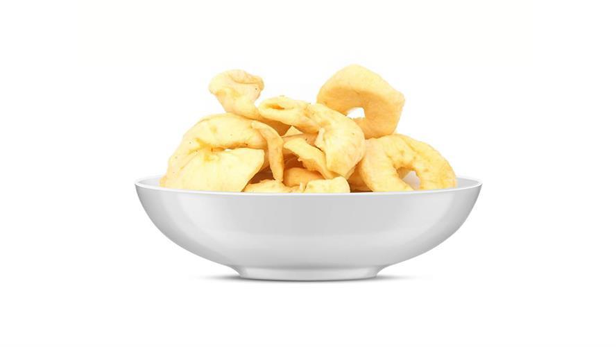 טבעות תפוח עץ ללא תוספת סוכר 100 גרם