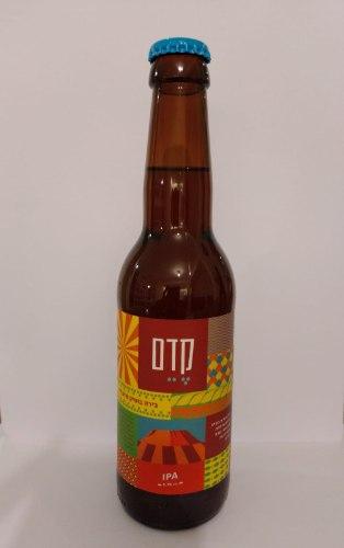 בירה בוטיק - IPA - מבשלת קדם