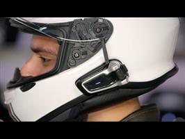 מערכת תקשורת לקסדה זוגית scala rider PACKTALK DOU