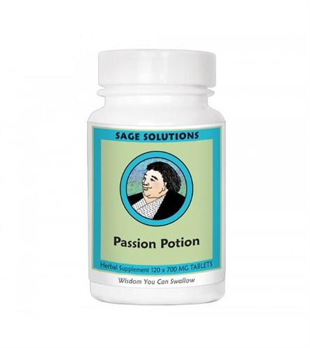 Passion Potion - Jin Gui Shen Qi Wan