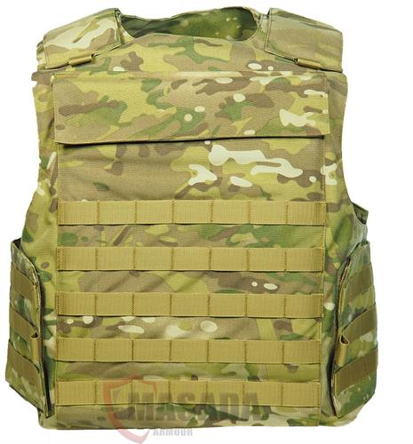 minimalistic plate carrier