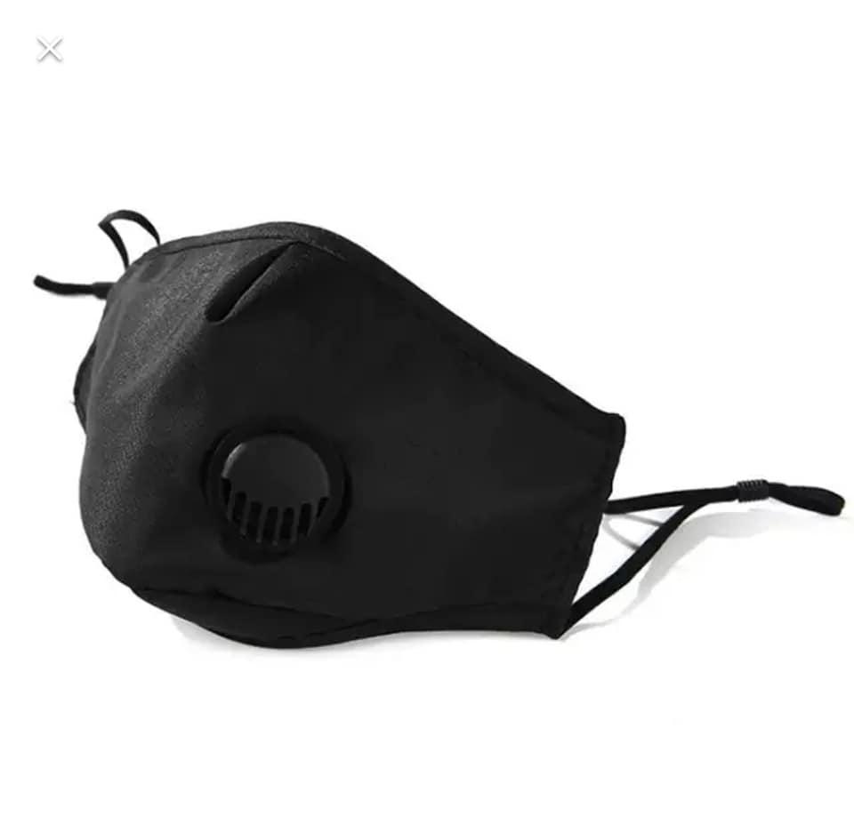2 מסכות פנים נשמיות רב פעמיות עם 2 סננים נשטפים לסינון וירוסים כימיקלים ואבק בתקן PM2.5  משלוח מהיר!