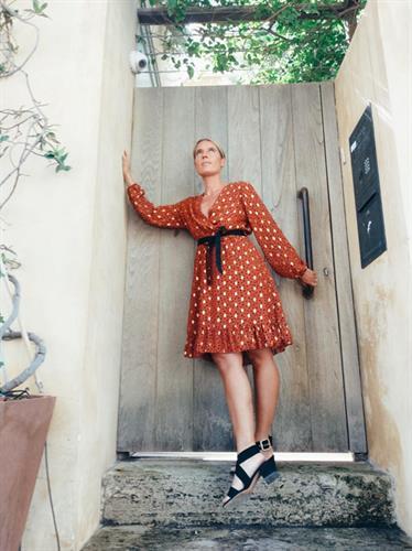שמלת Vanice בריק