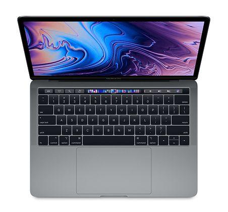 Apple 13-inch MacBook Pro (2019) Touch Bar i5 2.4 512 SSD 8GB Silver MV9A2HB/A
