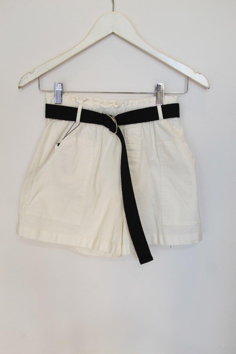 מכנסי סול לבן