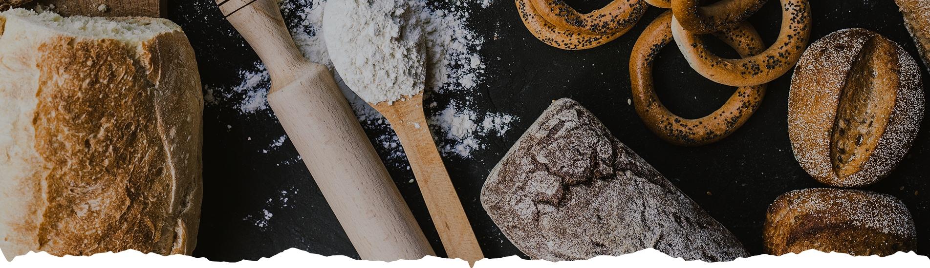 לחם ואפייה - משק מיכאלי - סלי ירקות ופירות