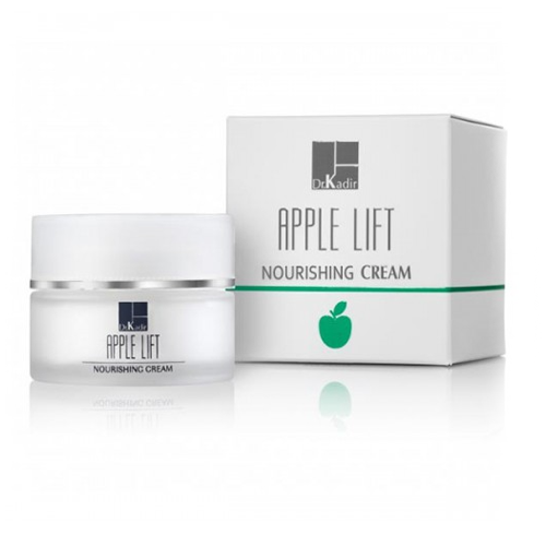 קרם מזין לעור פנים נורמלי ויבש - Dr. Kadir Apple Lift Nourishing Cream