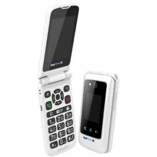 טלפון סלולרי למבוגרים EasyPhone NP-10