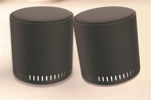 2 רמקולים אלחוטיים TWS- GEMINI BEAT