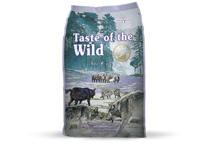 "Taste Of The Wild כבש 13 ק""ג"
