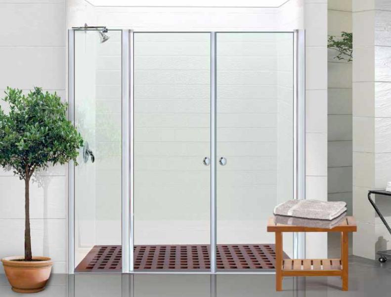 PR421CUST - מקלחון לפי מידה חזיתי