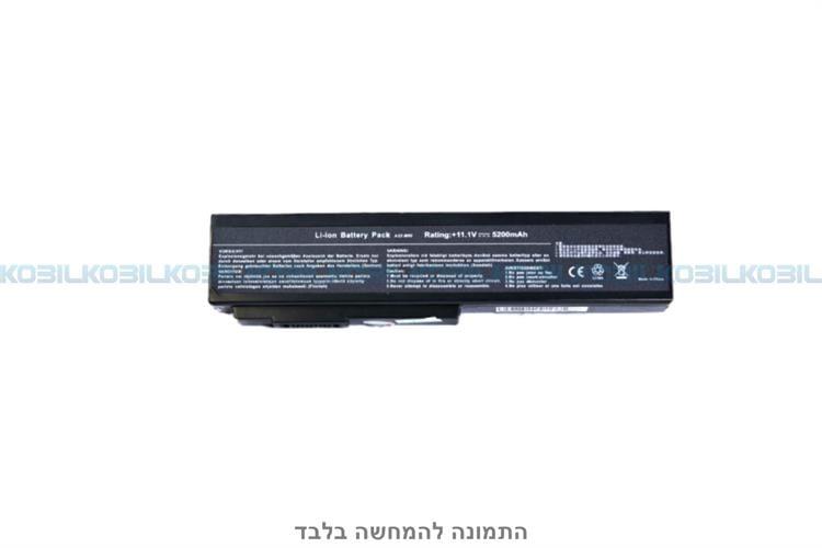 סוללה חליפית למחשב נייד Asus M50