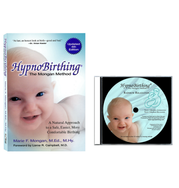HypnoBirthing The Mongan Method+CD