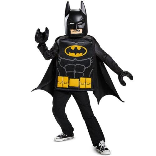 תחפושת באטמן לגו מקורי - Batman Lego Movie Deluxe