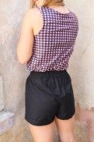 מכנסי ניל שחורים