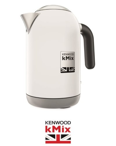 KENWOOD קומקום חשמלי KMIX PICASSO דגם ZJX740WH לבן