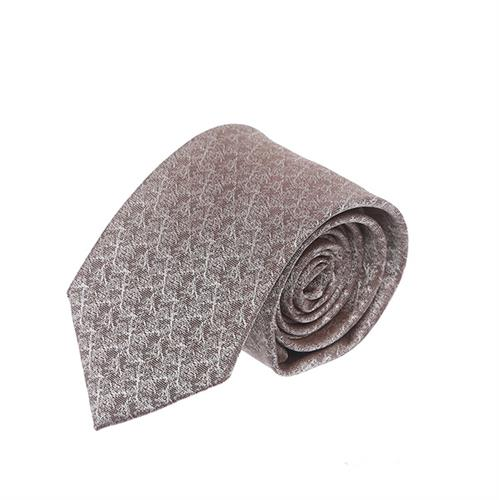 עניבה מעוממת בז'