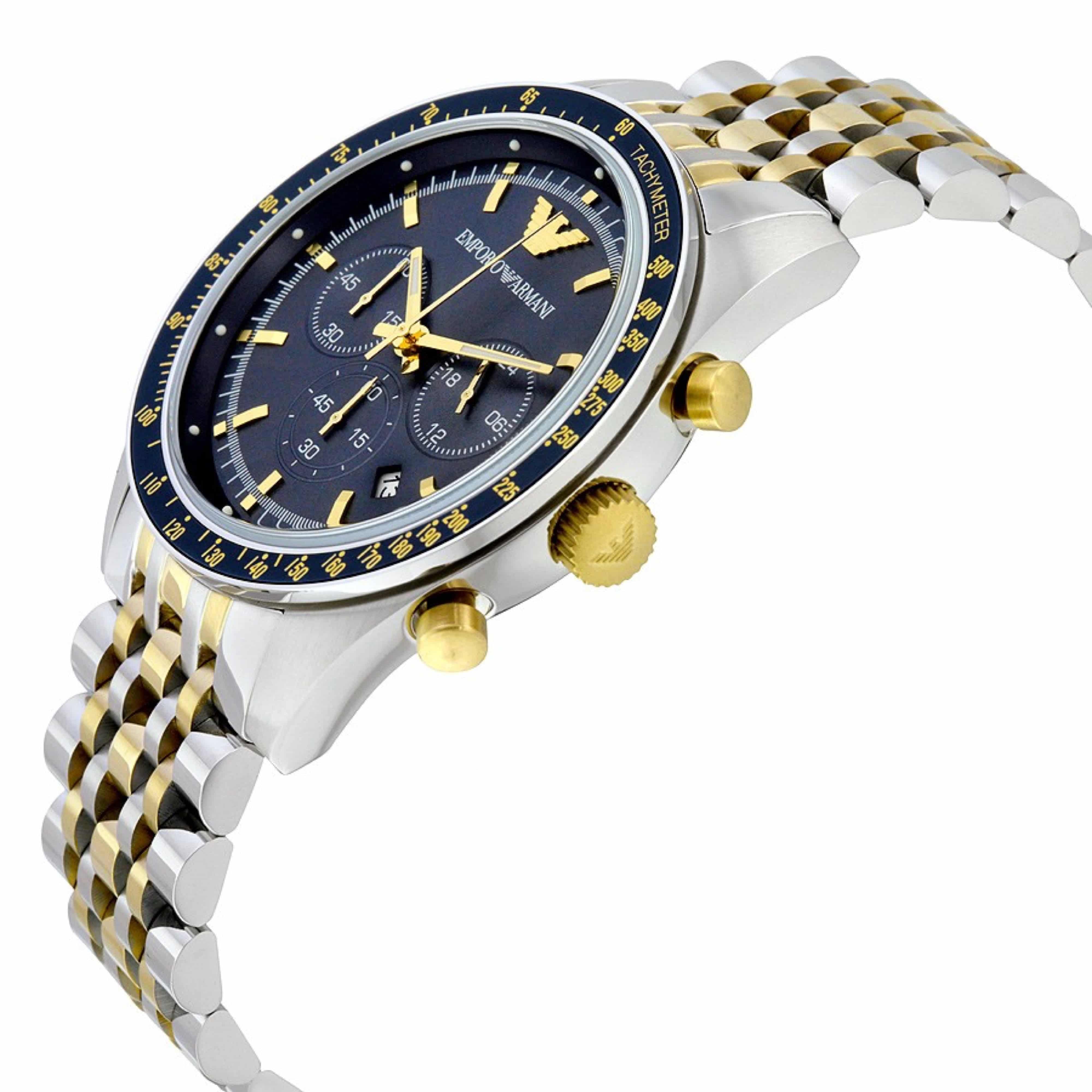 שעון אמפוריו ארמני לגבר Ar6088