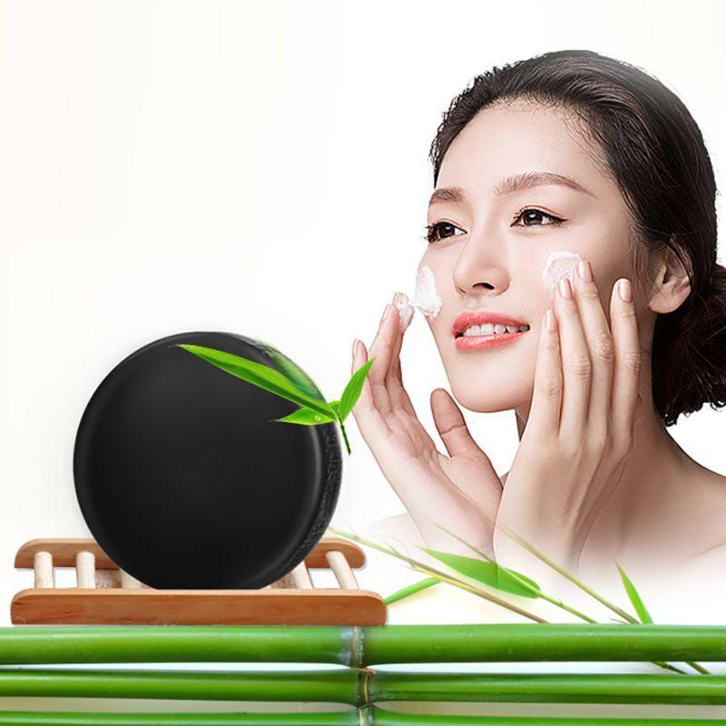 סבון במבוק פחם סיני
