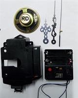 מנגנון לשעון קיר מטוטלת עם מנגינות