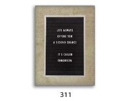 נוצות, חיצים שחור לבן, פרפר, עגור וסירה קיפולי נייר, לב זהב ועוד עם משפטים מעוררי השראה 809
