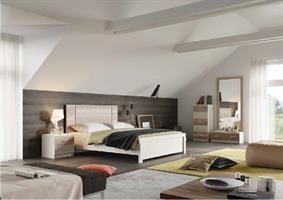 חדר שינה קליפורניה