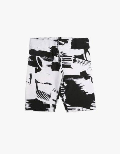 טייץ מעוצב שחור לבן