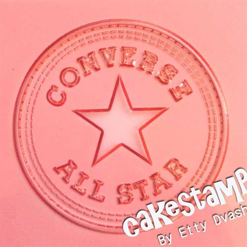CONVERSE EMBOSSED LOGO