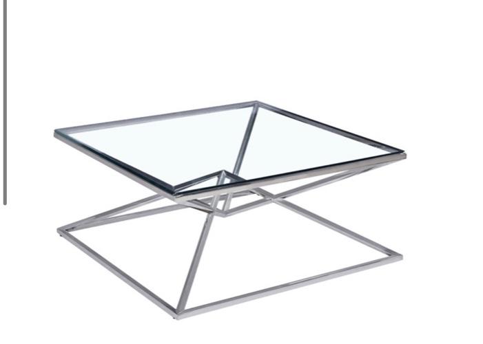 שולחן סלון ניקל N