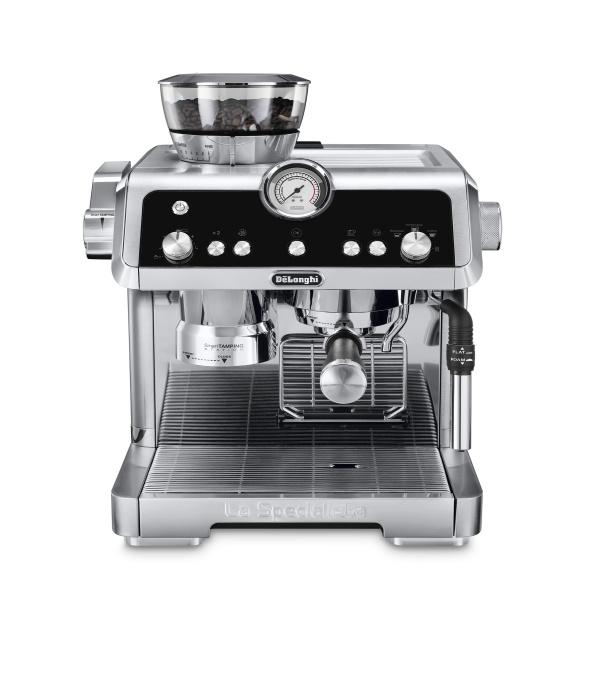 DeLonghi מכונת קפה ידנית חכמה דגם EC9335.M