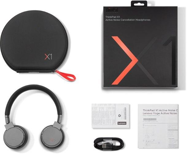 ThinkPad X1 Active Noise Cancellation Headphones 4XD0U47635