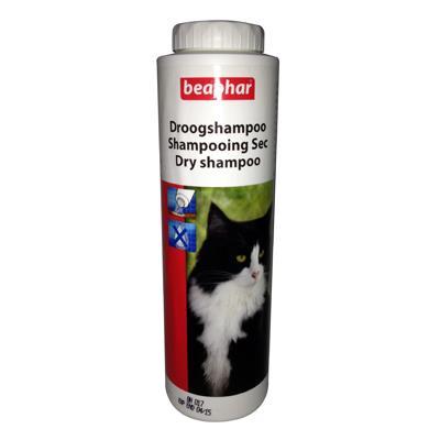 שמפו יבש לחתולים מטפח ומבשם