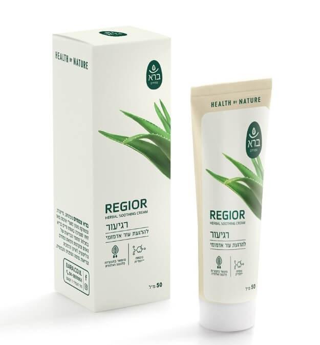 קרם תמציות צמחים להרגעת העור   Herbal Soothing Cream