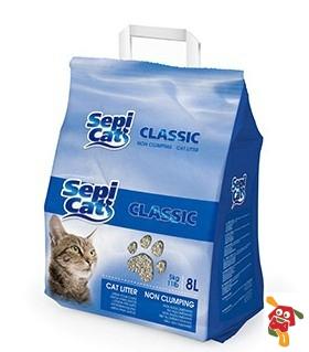 """חול לחתול לא מתגבש ספי קט 10 ק""""ג"""