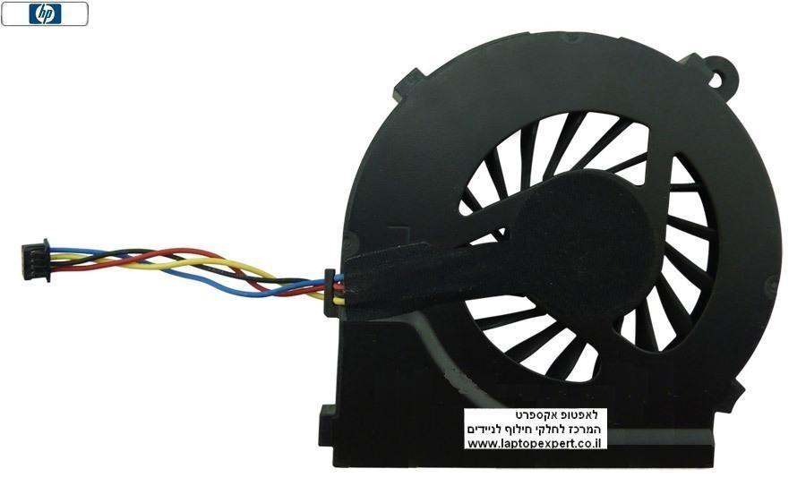 מאוורר למחשב נייד - חיבור חשמל 4 גידים / חוטים HP Pavilion G6 Laptop Cooling Fan