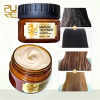 מסכה להסרת הפיגמנט הכתום ושיקום השיער