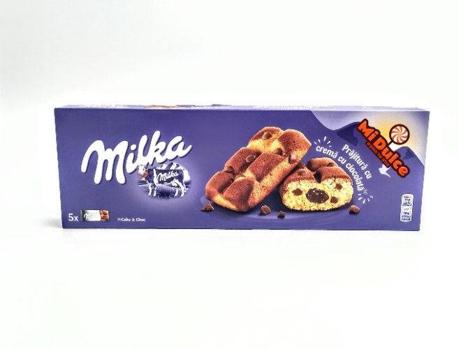 Milka Cake & Choc מארז חמישייה