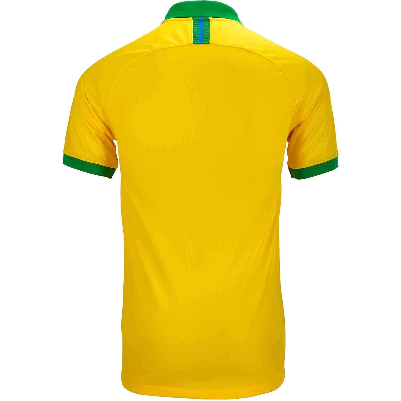 חולצת אוהד ברזיל בית 2019