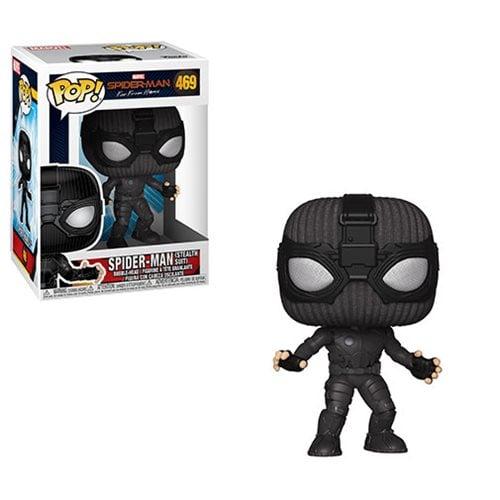פופ! ספיידר-מן: רחוק מהבית - חליפת התגנבות