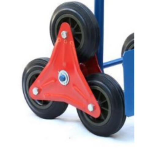 משולש גלגלים לשדרוג עגלות בשניה