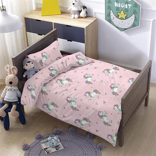 סט מלא מיטת מעבר חד קרן