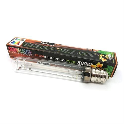 נורה משולבת לזמן הצמיחה והפריחה SunMaster 600W Dual Spectrum Deluxe