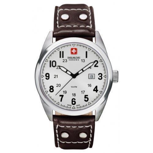 שעון יד אנלוגי גברים Swiss Military Hanowa 06-4181.04.001