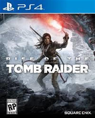 Rise of the Tomb Raider PS4