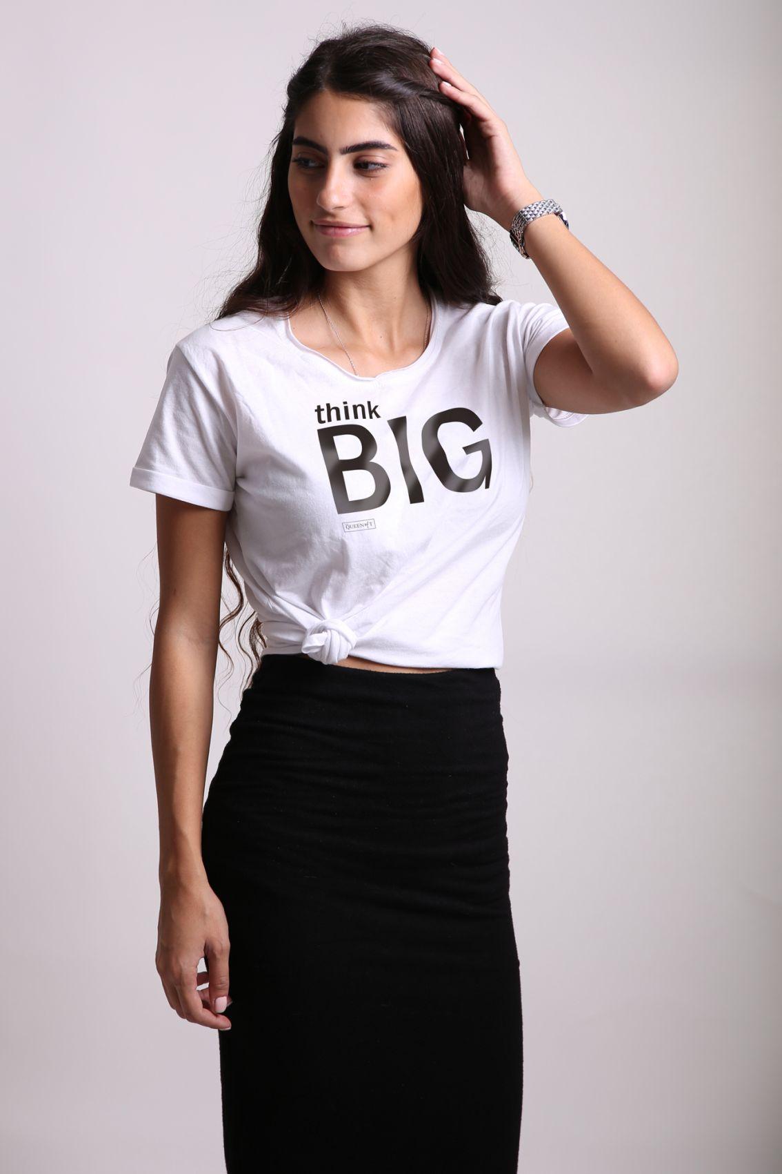 Think BIG - Tshirt