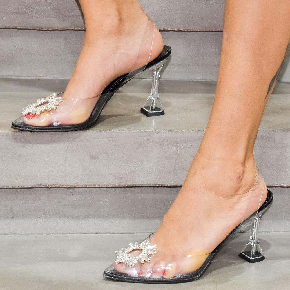 נעלי עקב סול